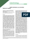 The Biology of Habitat Dominance