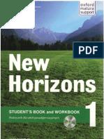 0851379 EC707 Radley Paul Simons Daniela New Horizons 1 Student s Book And