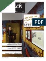 kukuk-Magazin, Ausgabe 02/2013