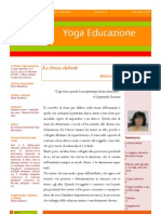 Rivista Yoga Educazione Gennaio 2013 n.3finale