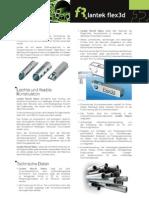 Lantek Flex3d Tubes 1p (DE)