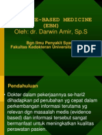 Evidence-based Medicine for Pbl