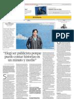 El Comercio - Posdata - La Tumbo