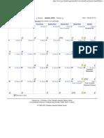 Calendario 2014 Heb