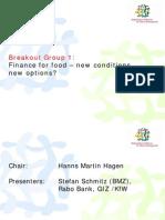 AGA 2012__ Breakout group 1 summary