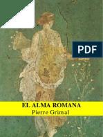 Grimal Pierre El Alma Romana