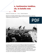 A 70 años de la batalla Stalingrado