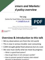 AGA2012_ Presentation by Professor Tim Lang