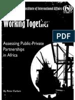 Parteneriat Public Privat