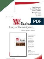 locandina presentazione libro associazione wscalea