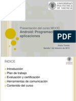 Presentación curso MOC