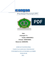 Fractional Factorial2