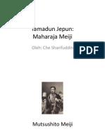 Tamadun Meiji