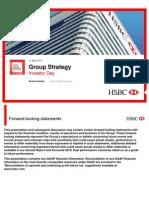 HSBC strategy