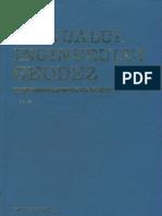 Manualul inginerului geodez
