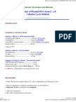 Isolation of Plasmid