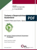 Exame Pratico TDS EaD TeresaSantos 4100330
