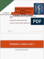 Diabetes mellitus tipo I.pptx