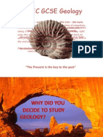 Introduction to GCSE Geology