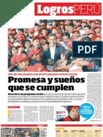 Logros Perú - Diciembre 2012
