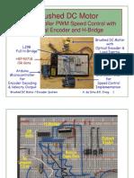 Arduino PWM motor