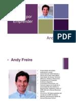 Andy Freire - Keynote Speaker