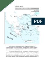 Descripción de Grecia