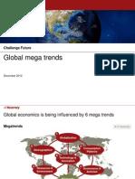 Global Megatrends 2013