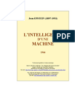 L'intelligence d'une machine, Epstein.pdf