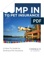 Jump in to Pet Insurance
