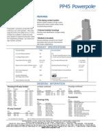PowerPole45 Datasheet
