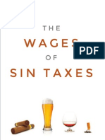 The Wages of Sin Taxes