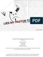 Lies My Pastor Told Me