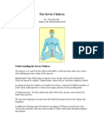 Yoga Teachings - The Seven Chakras