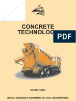 Concrete Technology by IRICEN