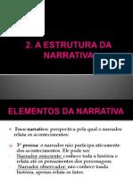 2a Estrutura Da Narrativa