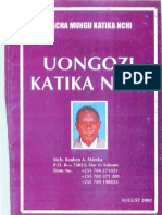 Wacha Mungu Katika Nchi