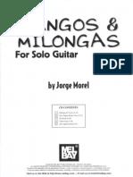 Jorge Morel - Tangos & Milongas For Solo Guitar.pdf