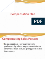 Compensating the Salesforce
