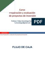 EVAL PROY Evaluación Financiera