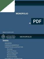 Capitulo 5 Monopolio
