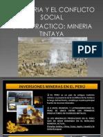 Los Conflictos Sociales y la Minería caso Tintaya1