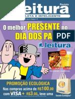 Revista Leitura Edição 37 – Agosto 2010