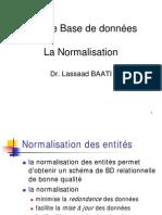 0004 Bd - Normalisation