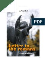 Letter to Romans