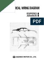 daewoo espero wiring diagram daewoo wiring diagrams online daewoo espero wiring diagram