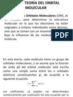 Teoria Del Orbital Molecular