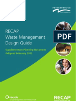 Waste Management Design Guide