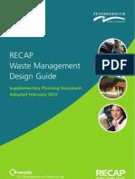 Waste Management Design Guide