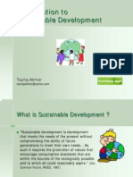 GFECL Sustainable Development